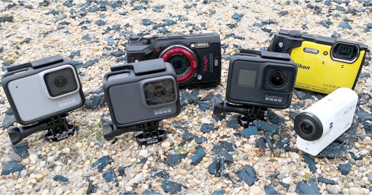 Best action cameras 2019: the best action cams to shoot great adventures