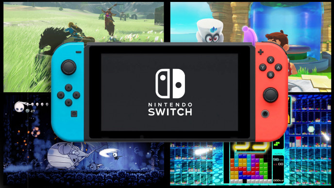 The 8 Best Games For Your New Nintendo Switch The Verge