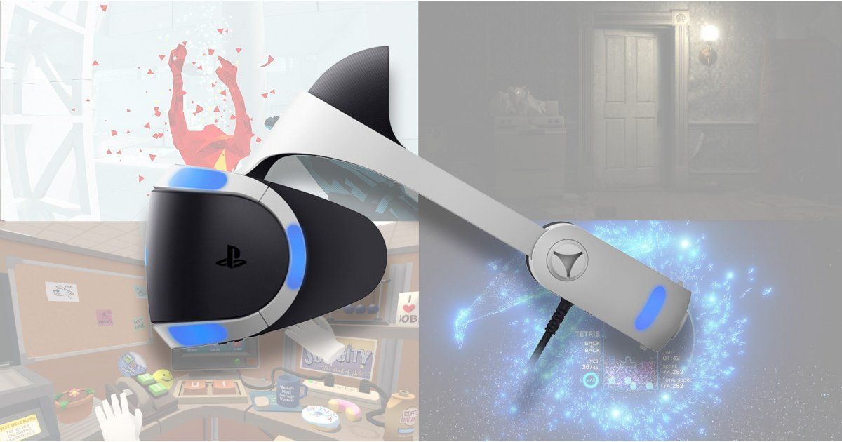 PS5 next-gen VR system revealed but you are going to have to wait