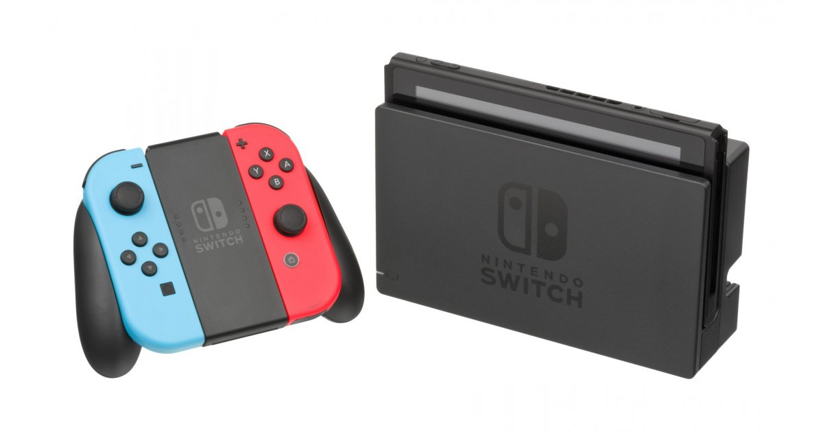 A cheaper Nintendo Switch is coming this year, apparently