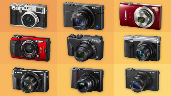 Best compact cameras to buy in 2019