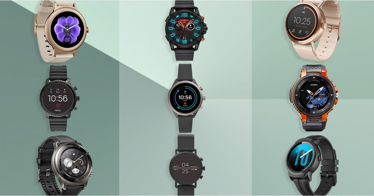 Best Android smartwatch 2019: the best smartwatches for fitness and style