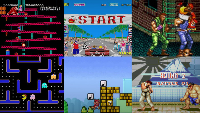 Best retro games: the best classic video games around