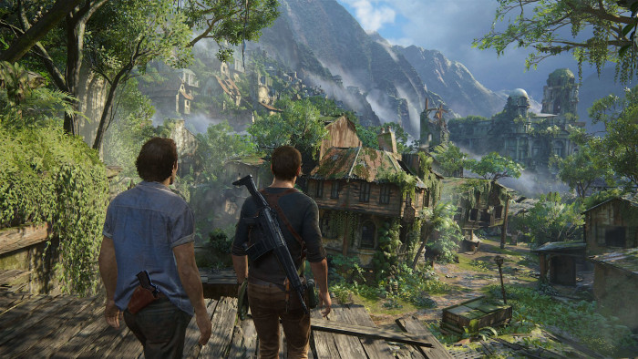 The Uncharted Movie Is Finally Happening Release Date Revealed
