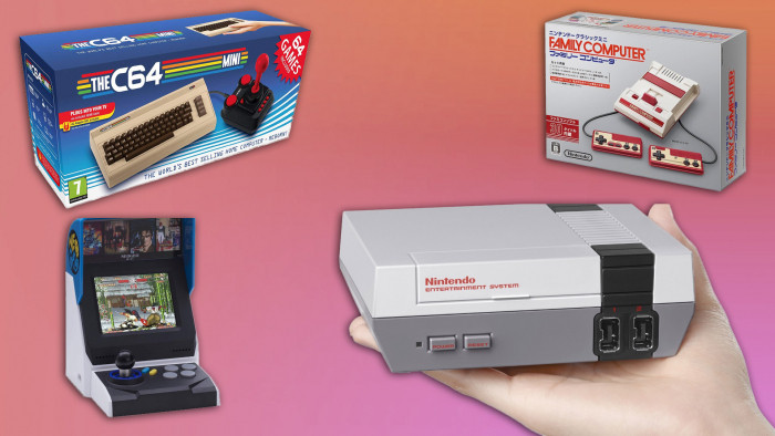 Best retro games consoles 2019 ranked: the newest takes on