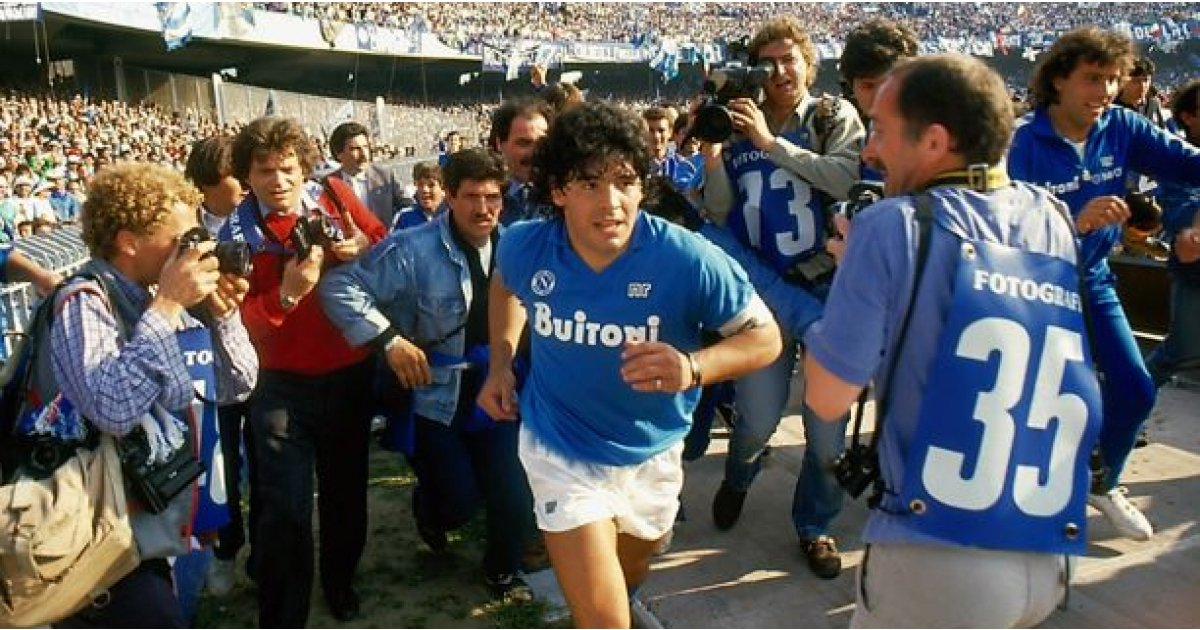 5 things you never knew about Diego Maradona