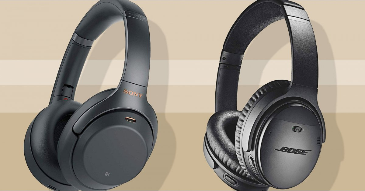 Best noise-cancelling headphones 2019: Bose, Sony and more ranked