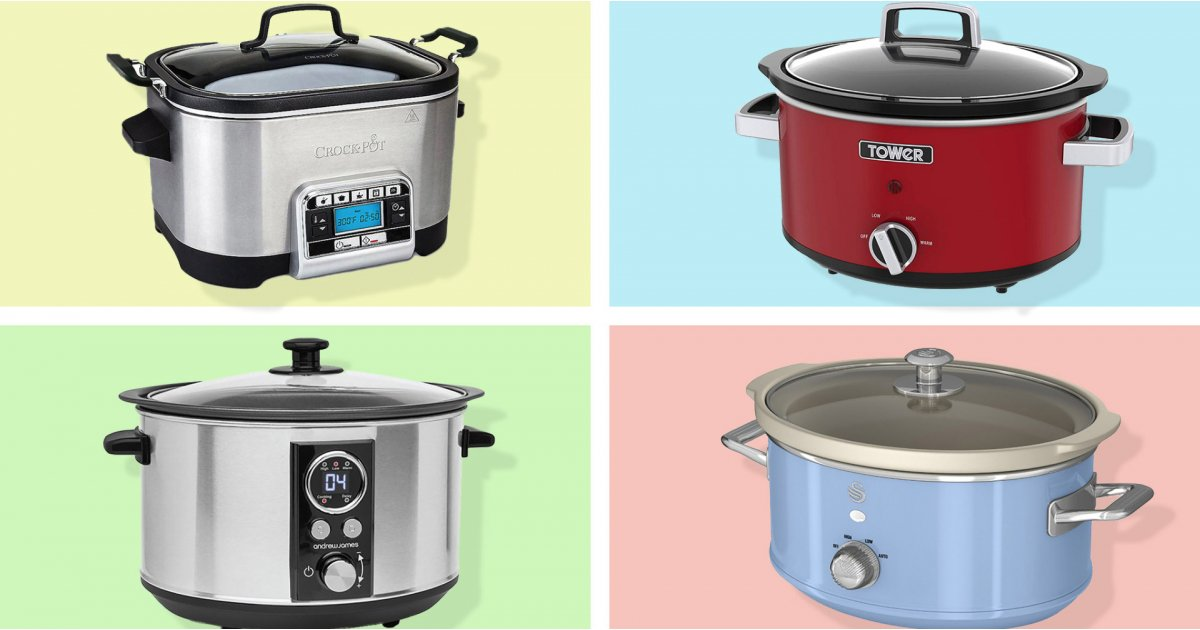 Best slow cooker 2020: for soups, stews, cakes and even chicken!