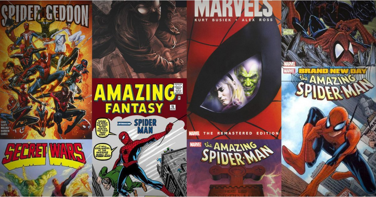 Best Spider-Man comics: the greatest Spider-Man stories, ranked