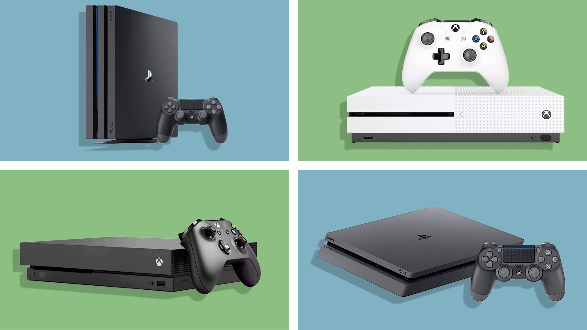 The Best Games Console 2020 Switch Xbox One Or Ps4