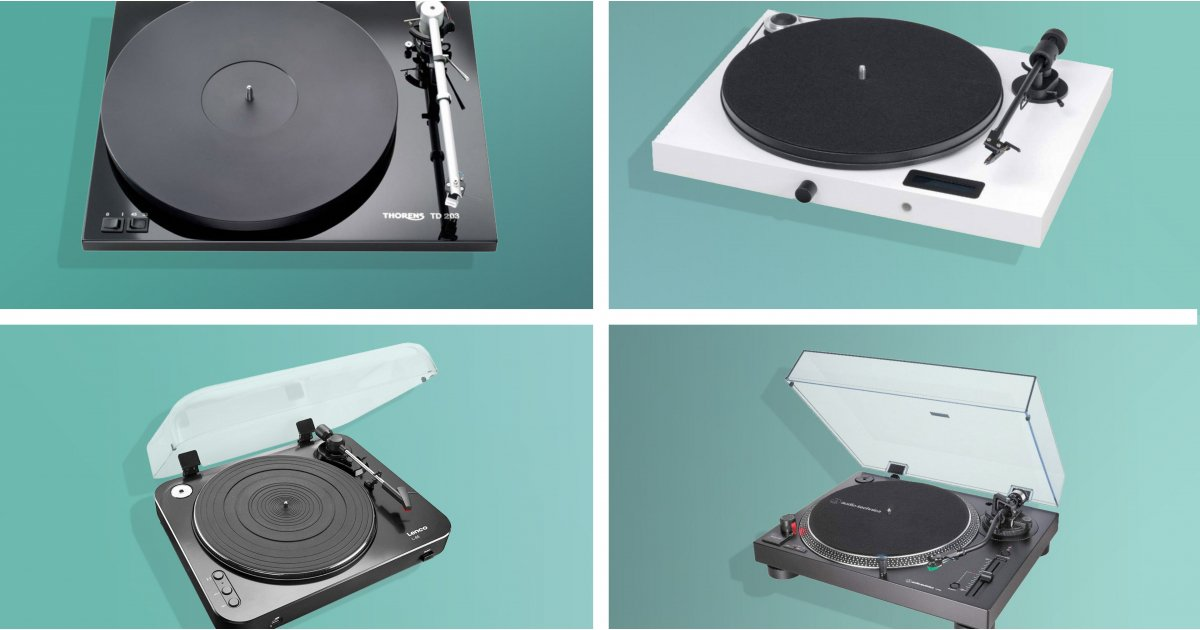 Best record players in 2020: the best turntables for all budgets