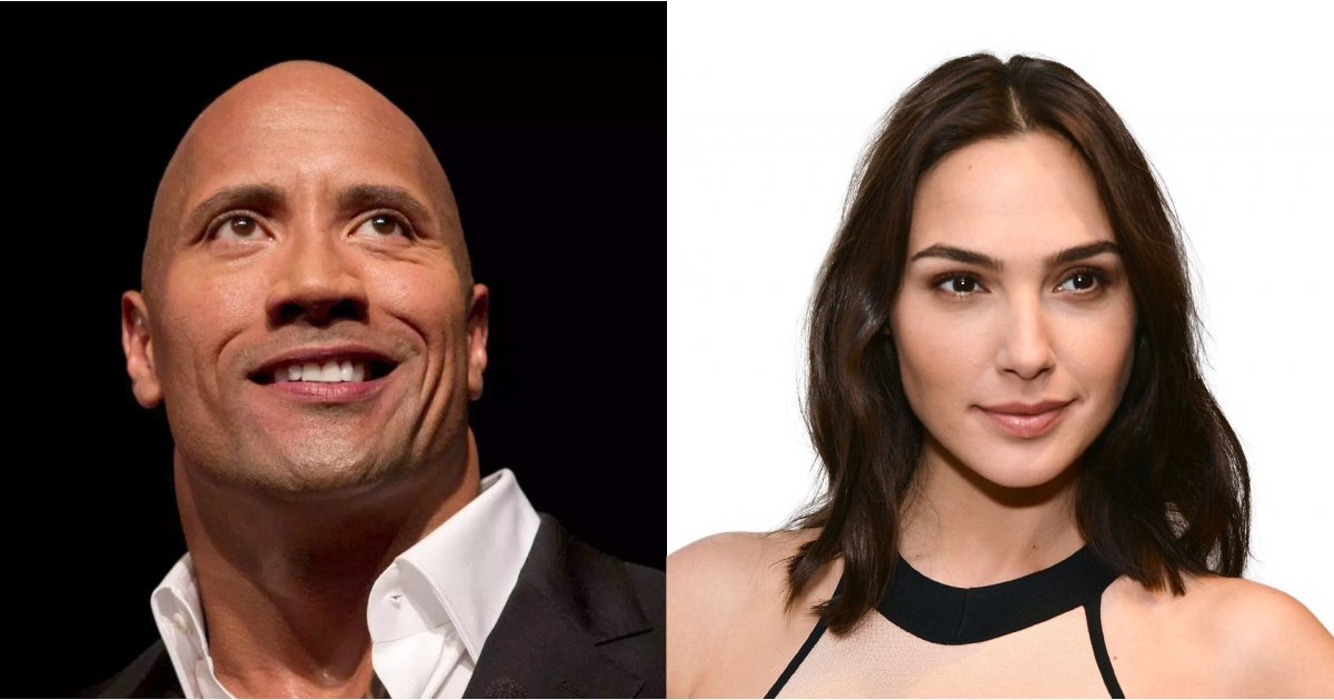 The Rock and Gal Gadot star in upcoming Netflix blockbuster