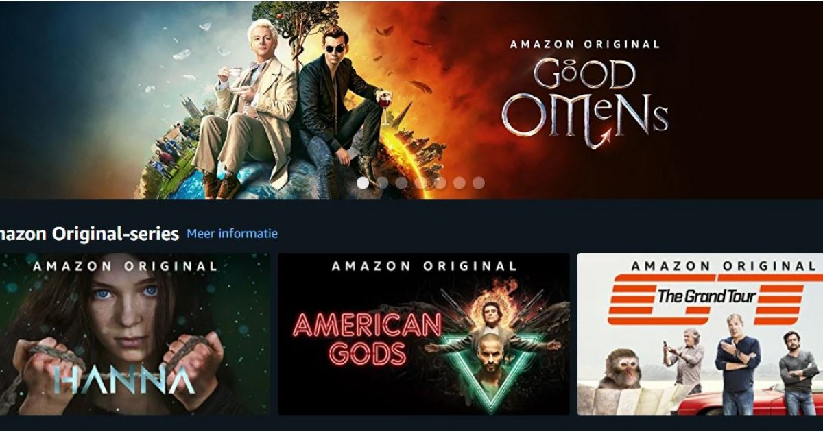 Google and Amazon hug and make up - Amazon Prime Video now works on Chromecast