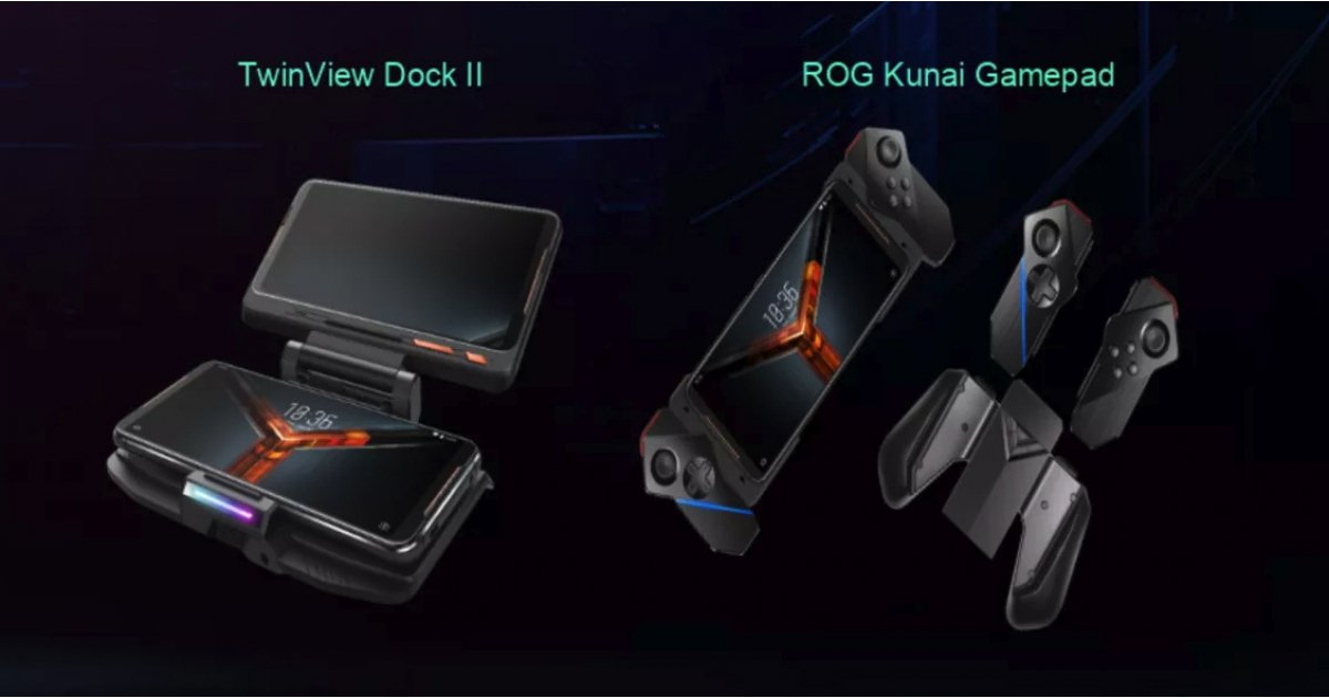The new Asus Rog gaming phone is a massive Switch contender