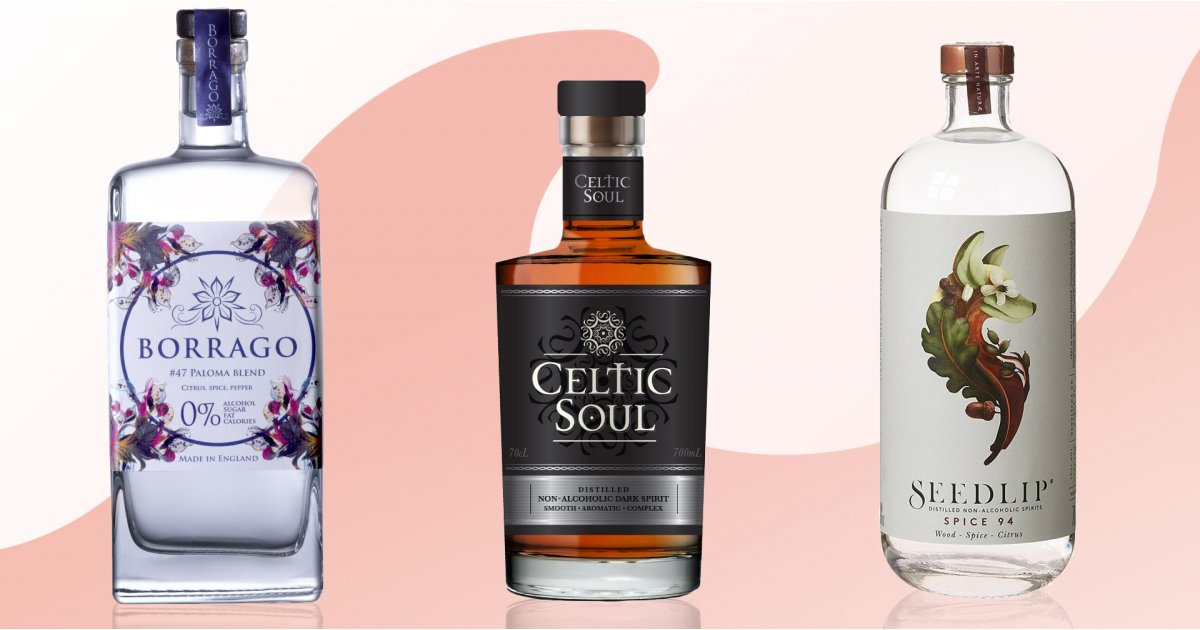 Best non-alcoholic spirits: great alcohol-free vodka, whisky and gin alternatives