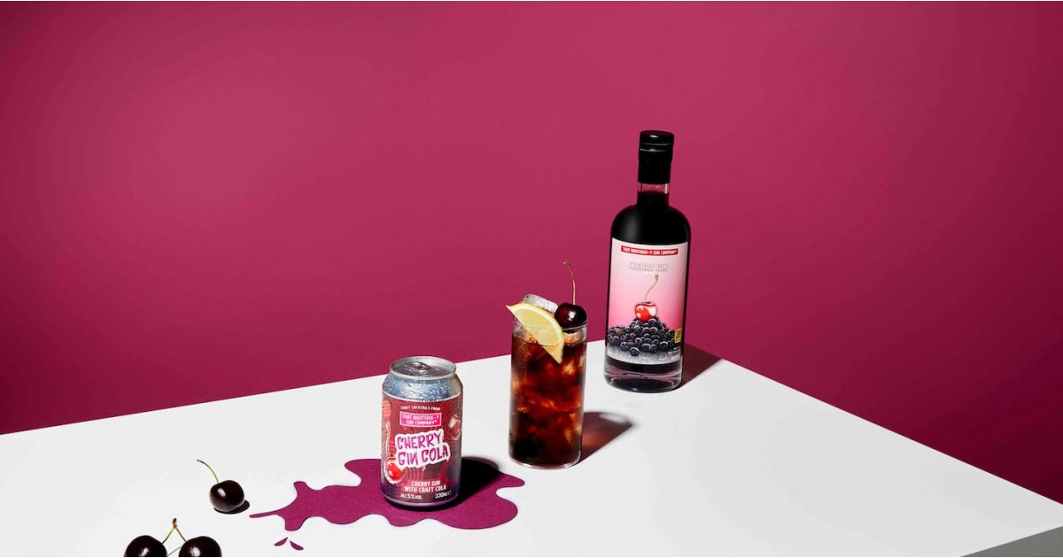 Craft gin cocktails in a can, you say? That Boutique-y Gin Company has you covered