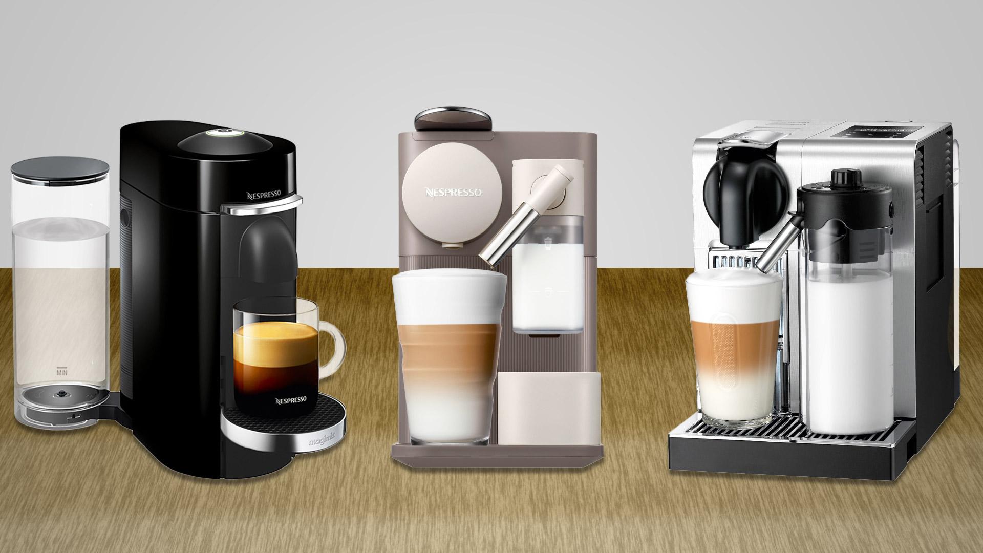 Best Nespresso machine 2020: quality coffee without the mess