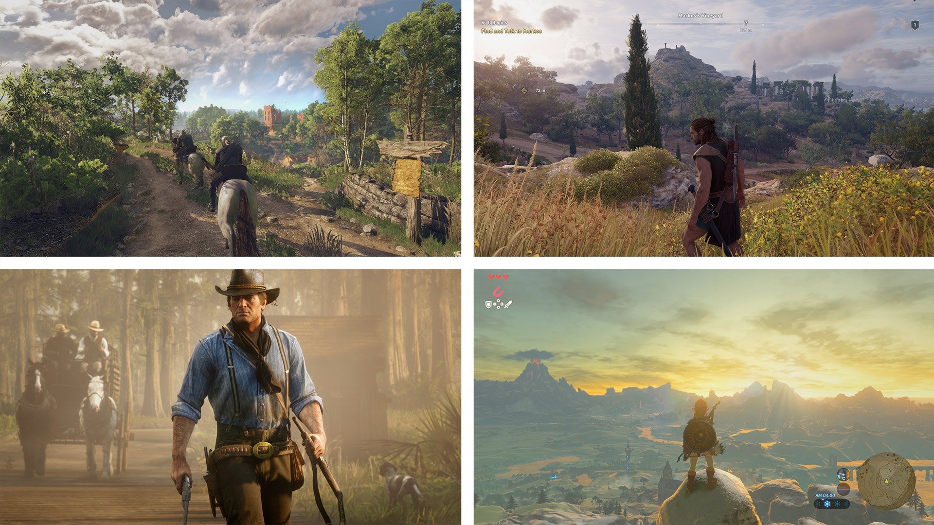 Best Open World Games 2020 For The Ultimate In Immersive Gaming