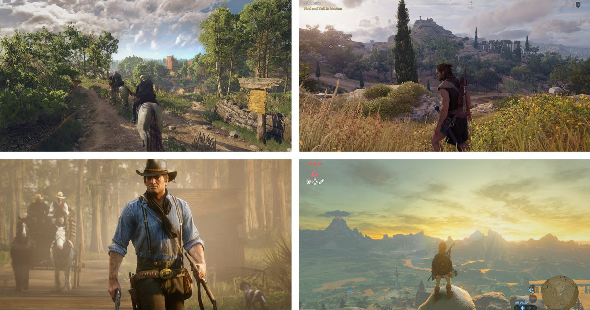 Best open-world games (2020): for the ultimate in immersive gaming