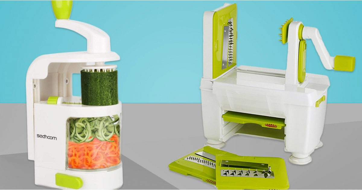 Best spiralizer 2020: the top kitchen gadget for low-calorie meals