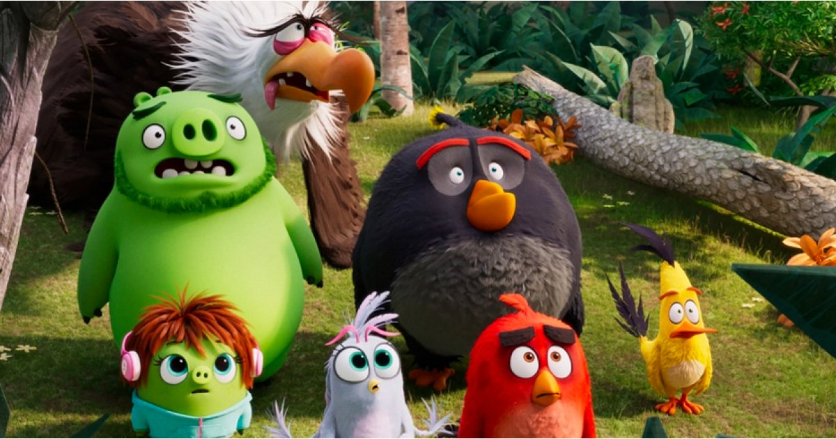 'Angry Birds 2' gets okay reviews, becomes highest-rated video game movie ever