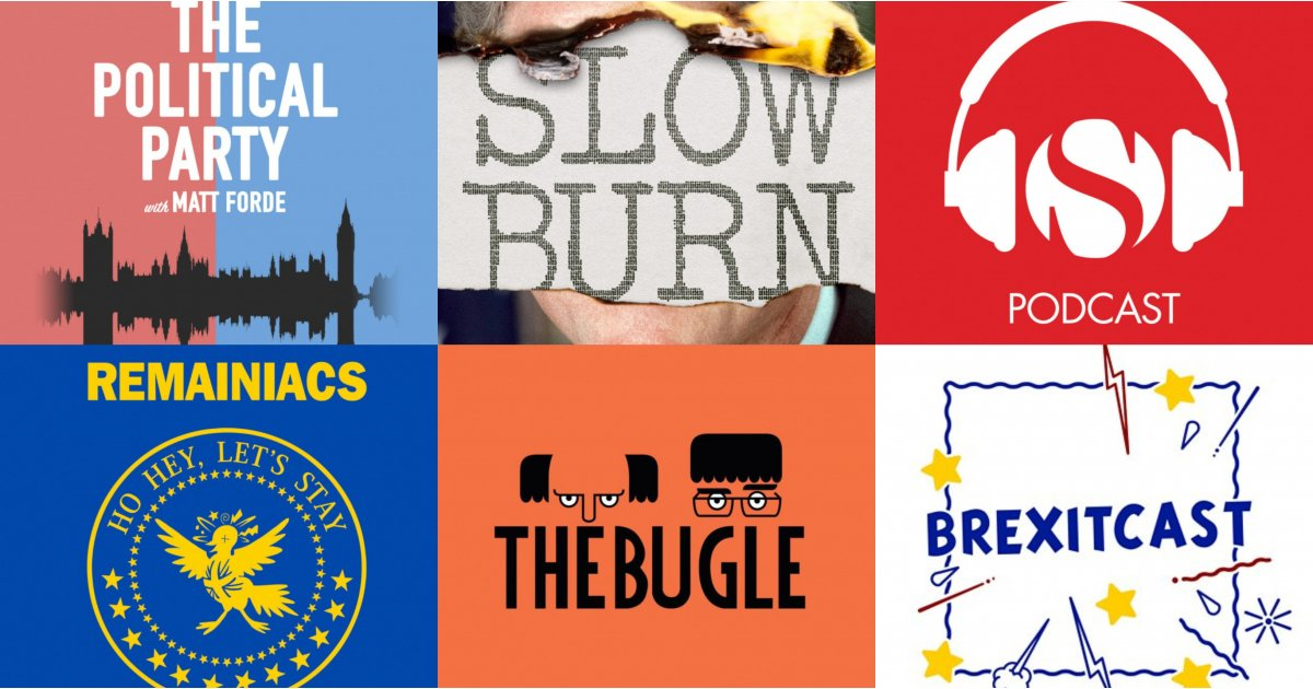 Best political podcasts 2020: essential listening on both sides of the Atlantic