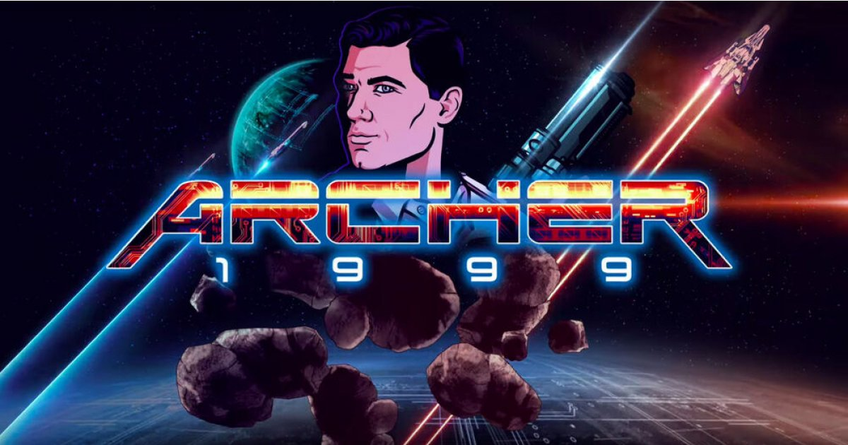 Archer: Season 10 is ready to stream on Netflix right now