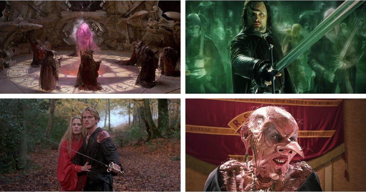 fantasy filme netflix
