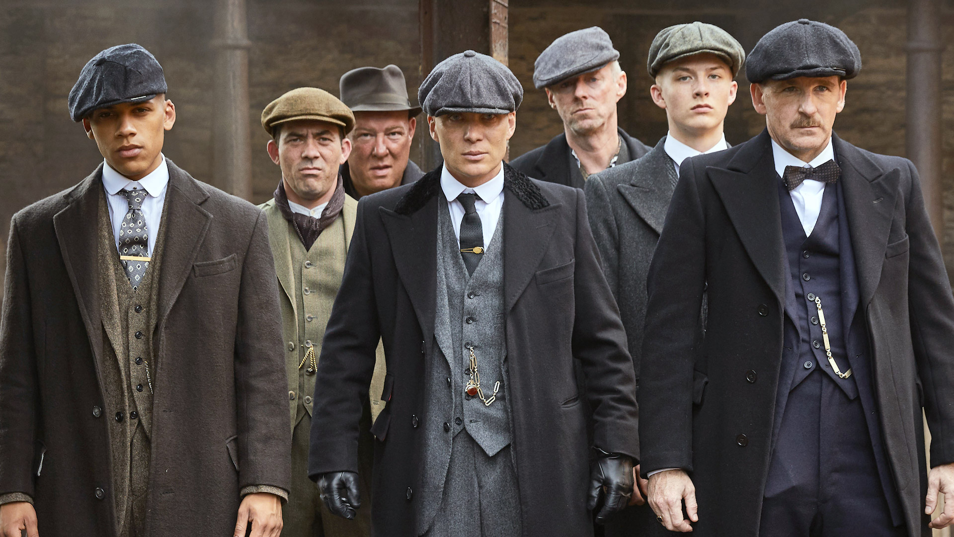Peaky Blinders creator is writing a new SAS drama for the BBC