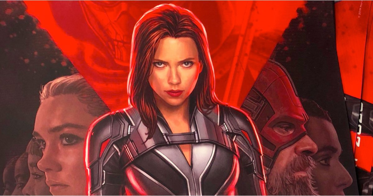 Black Widow and The Winter Soldier reveal new looks in posters