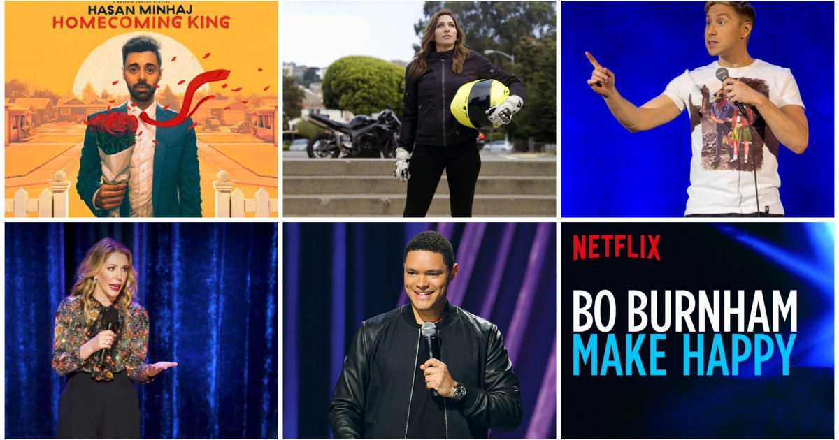 The best Netflix stand-up comedy specials to watch right now