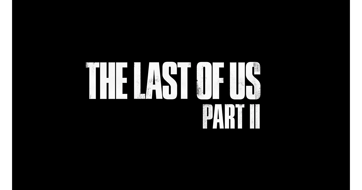 Last of Us 2 footage is out in the wild and we should see it soon