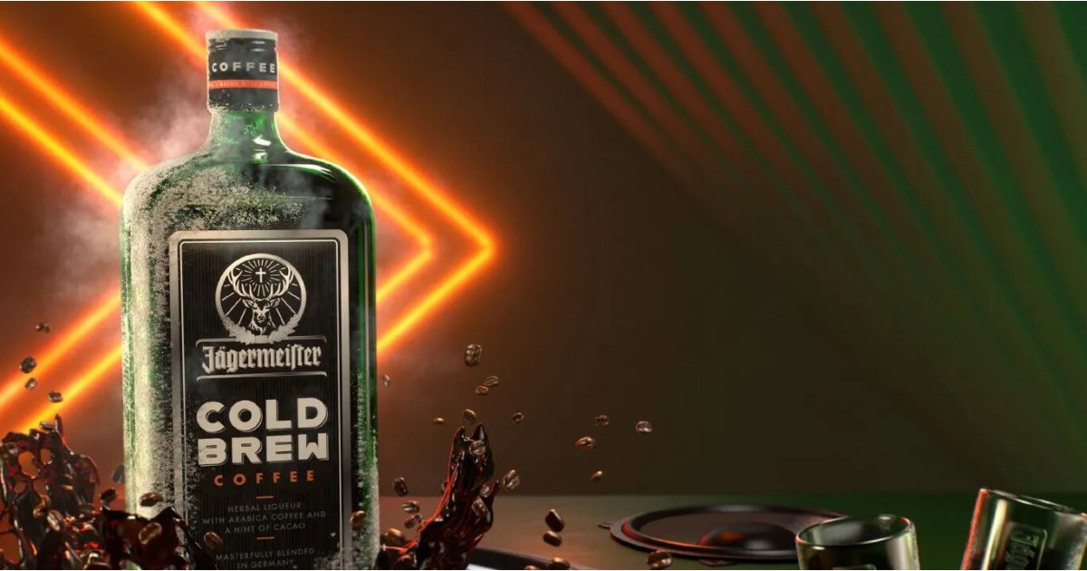 Umm... Jagermeister has just launched an alcoholic cold brew coffee