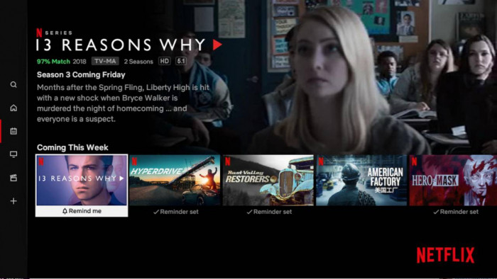 Netflix adds 'latest' shows tab to prove not all of its