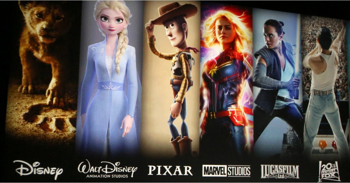 Disney Plus arrives early for some - best look yet