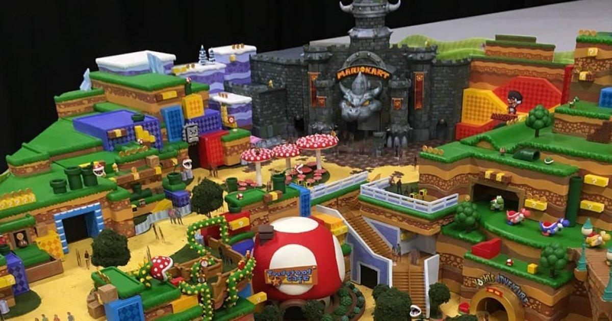 New Universal Nintendo theme park to have Yoshi and Super Mario Kart rides