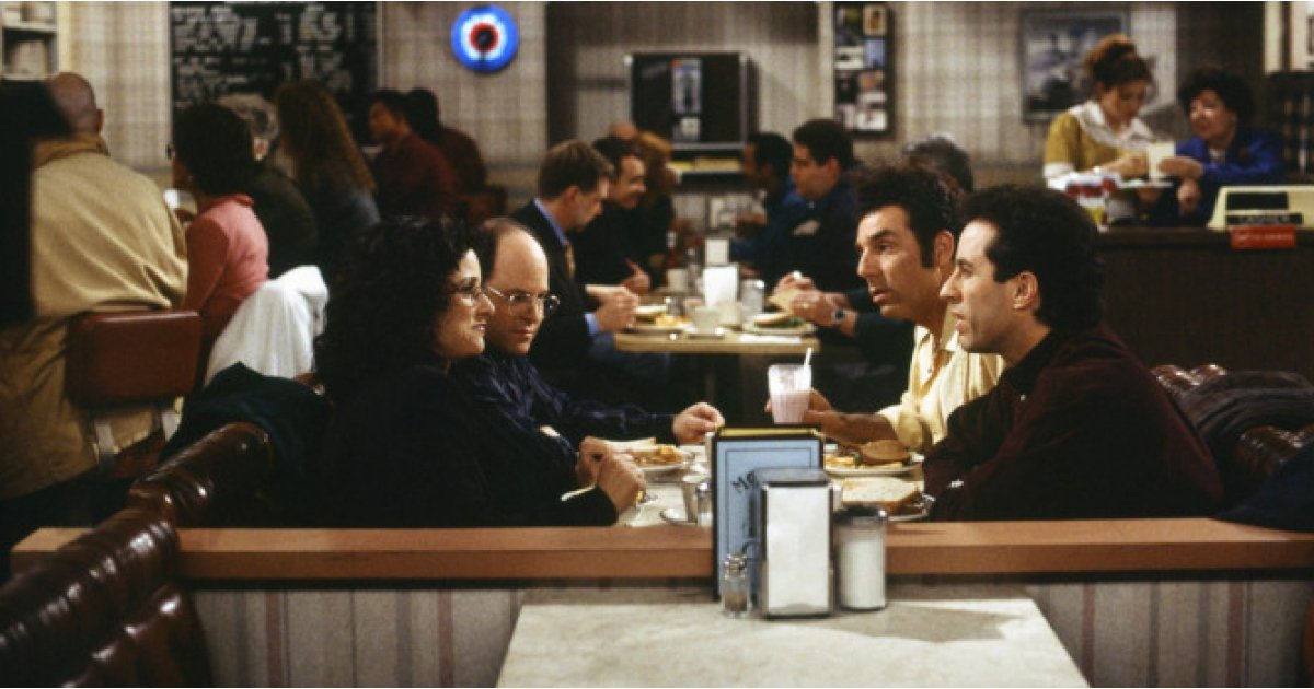 Netflix to fill Friends void with all 180 episodes of Seinfeld