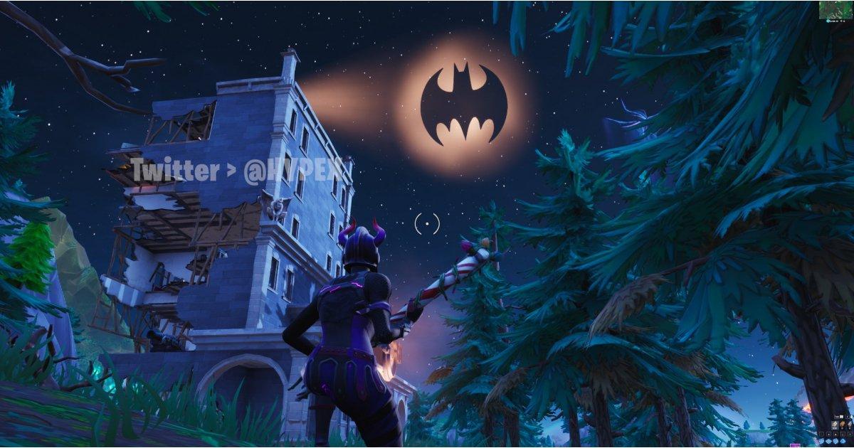 The Dark Nite rises: Looks like Batman and Fortnite are getting a huge crossover