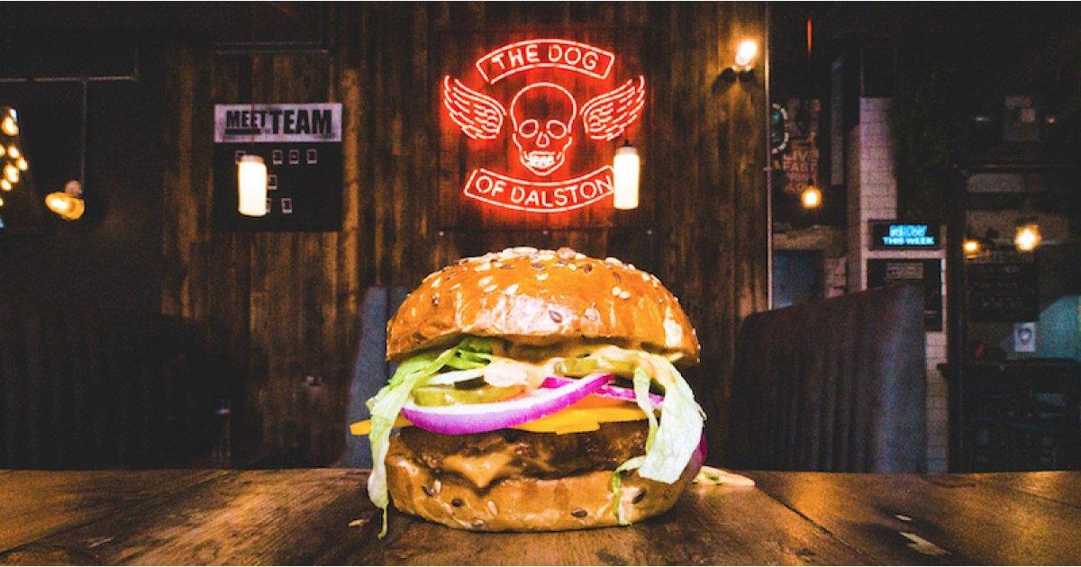 BrewDog's new all-vegan bar serves up bangin' burgers and craft beer
