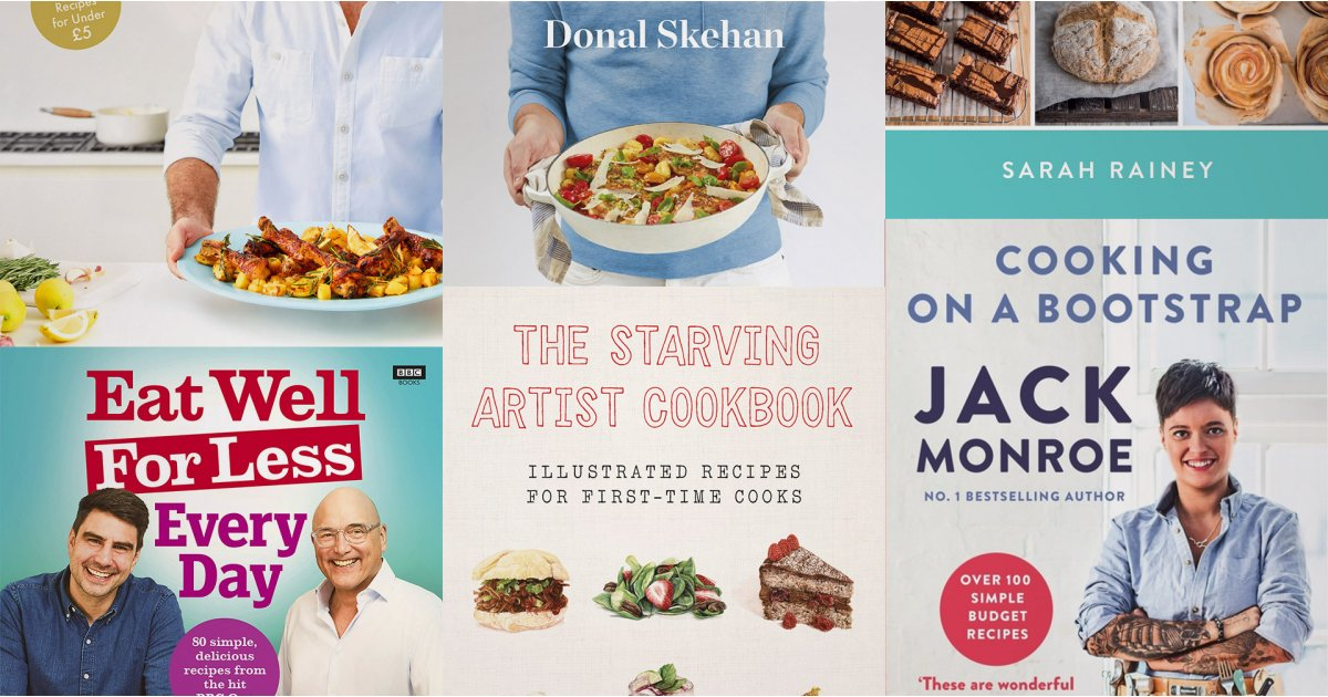 Best cookbooks and the gadgets you need to cook