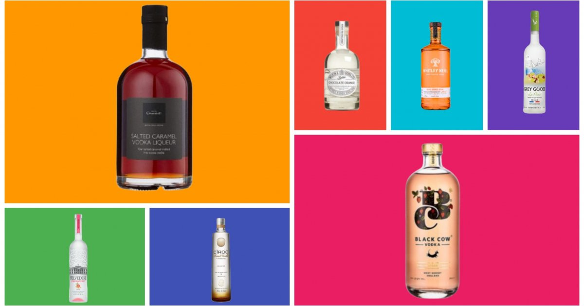 Best flavoured vodka 2019: great vodka brands for cocktails, mixers or drinking straight