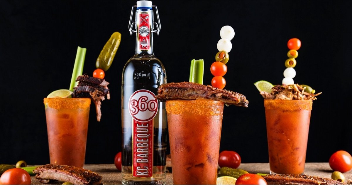 This BBQ flavoured vodka is set to be the perfect Bloody Mary mixer