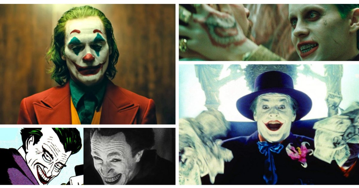 Joker actors ranked: who is the best Joker of all time?