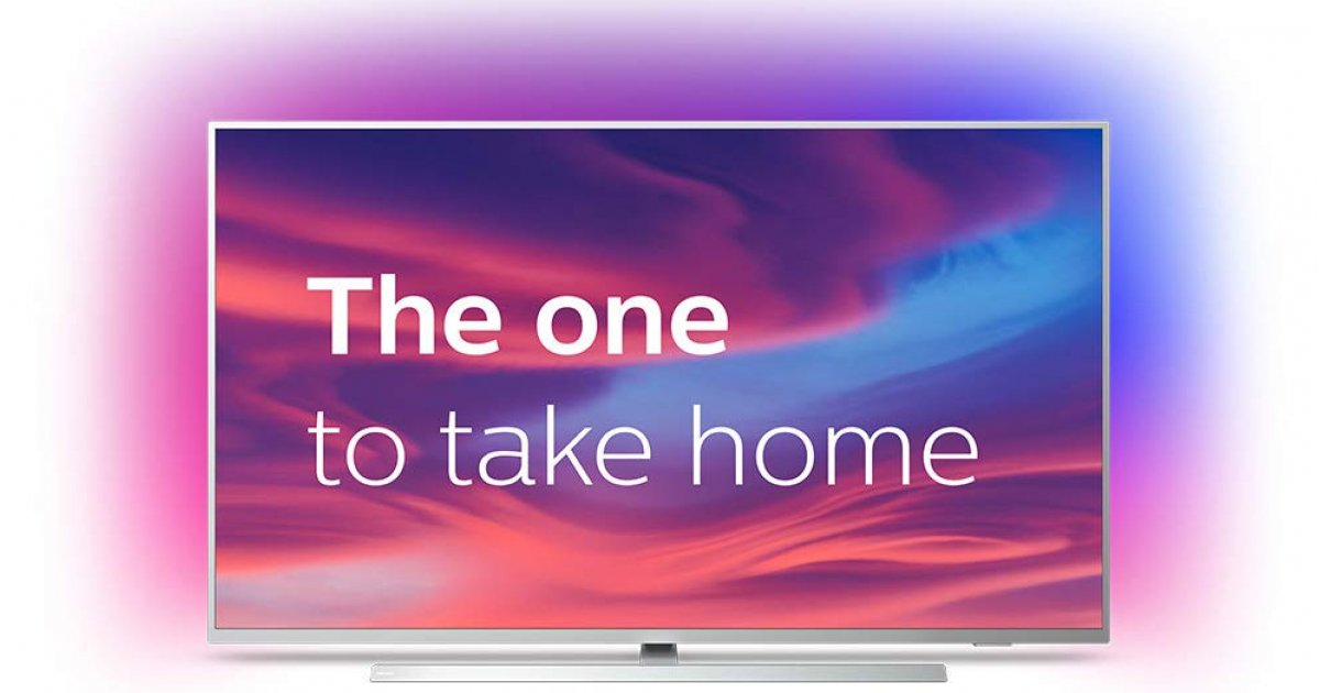 This 50-inch Philips 4K TV is over 50% off and a massive pre-Black Friday bargain