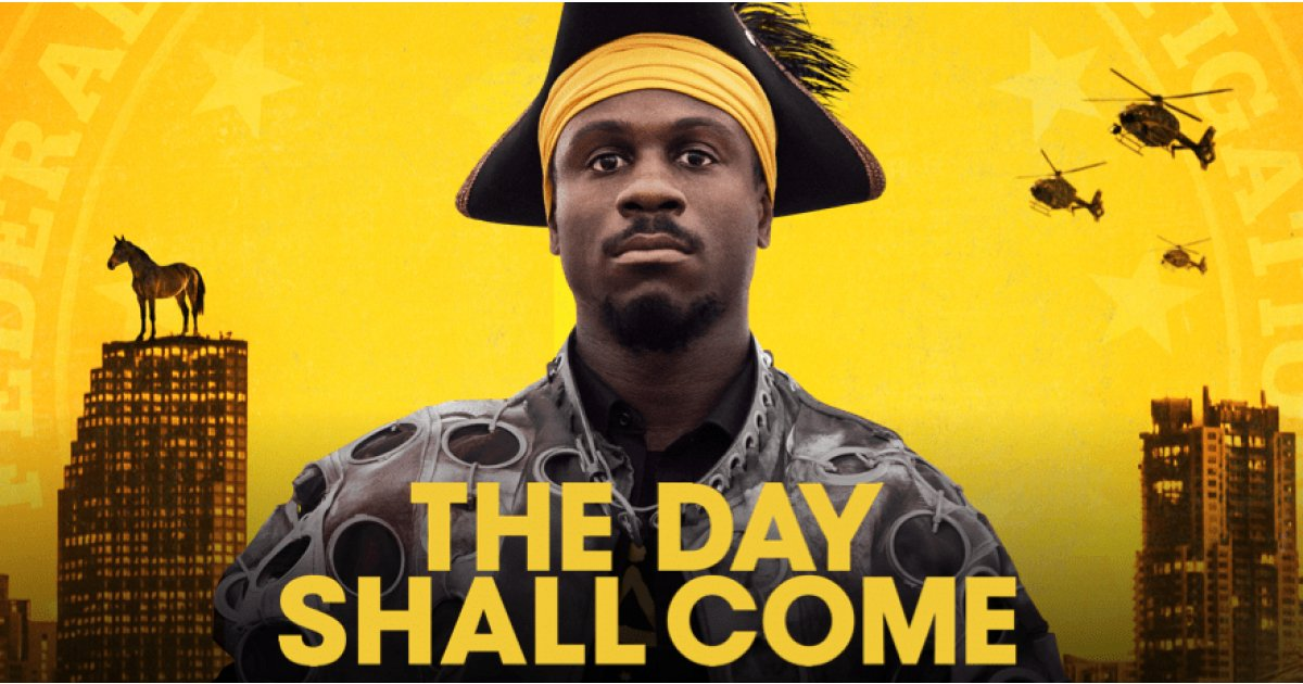 7 things to know about The Day Shall Come by its star Marchánt Davis