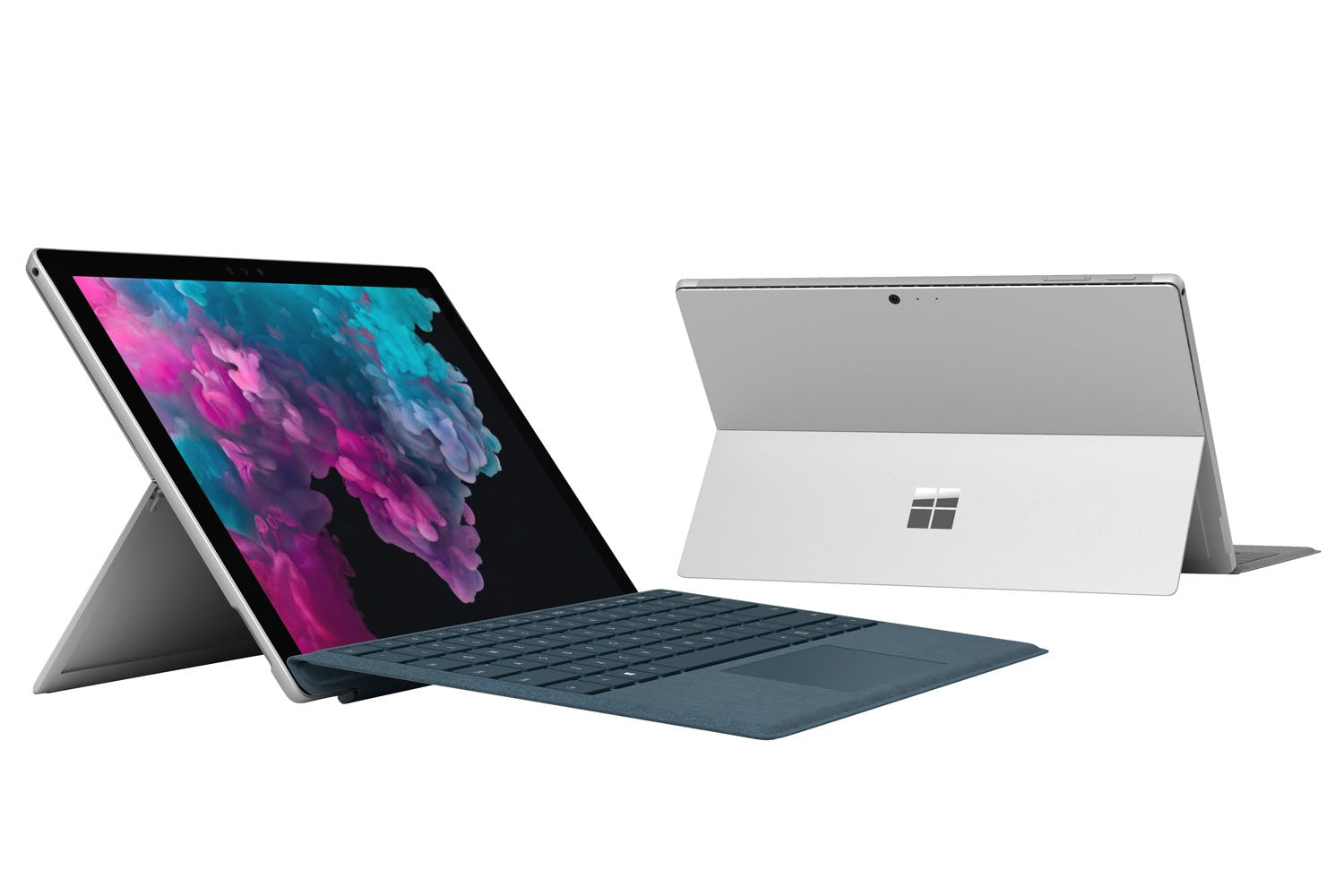 Hands On 6 Things To Know About Microsoft S Surface Pro X And Surface Pro 7