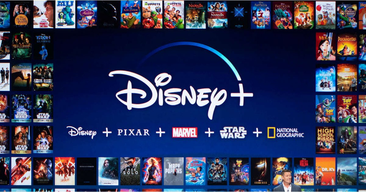 Disney+ teases launch with epic 3 hour trailer - snacks required