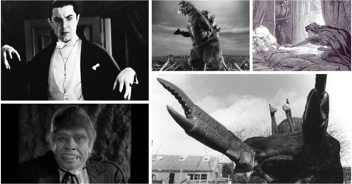 5 scariest monsters in horror - chosen by Kim Newman