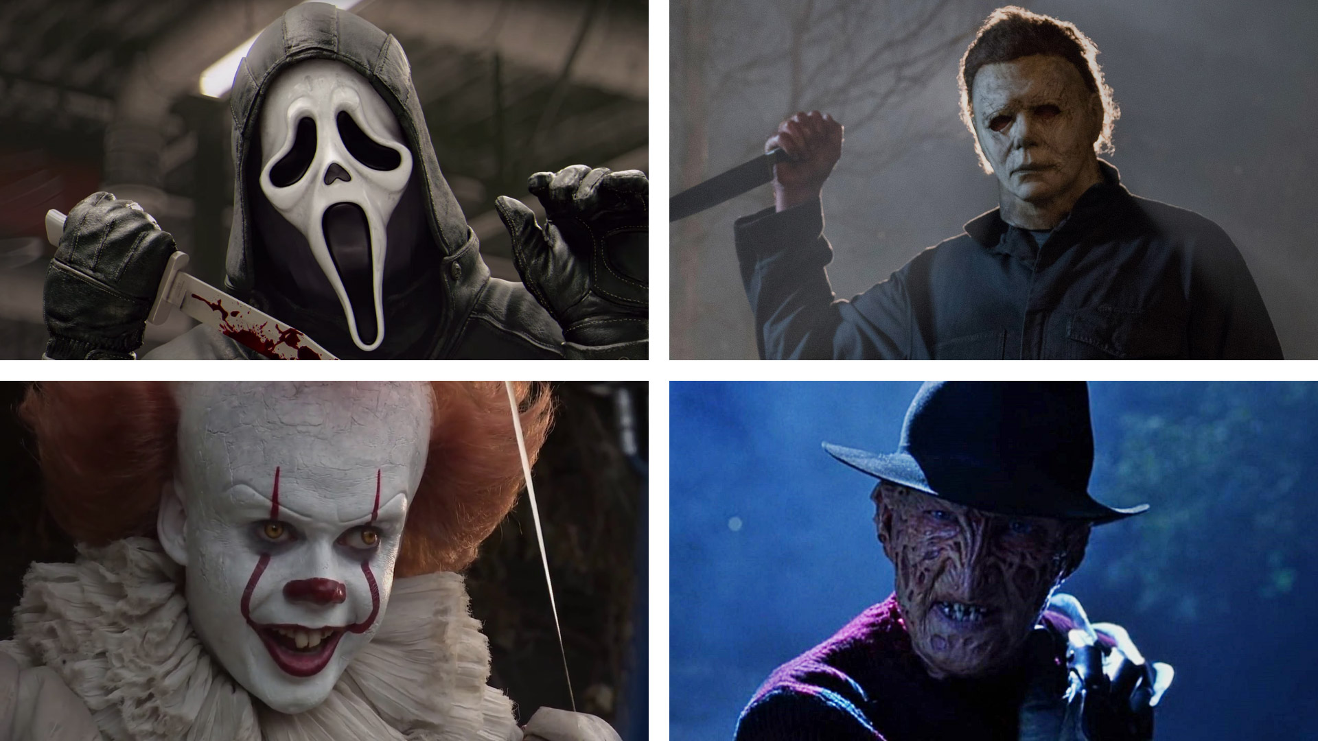 Ultimate guide to horror: spooky movies, shows books and more