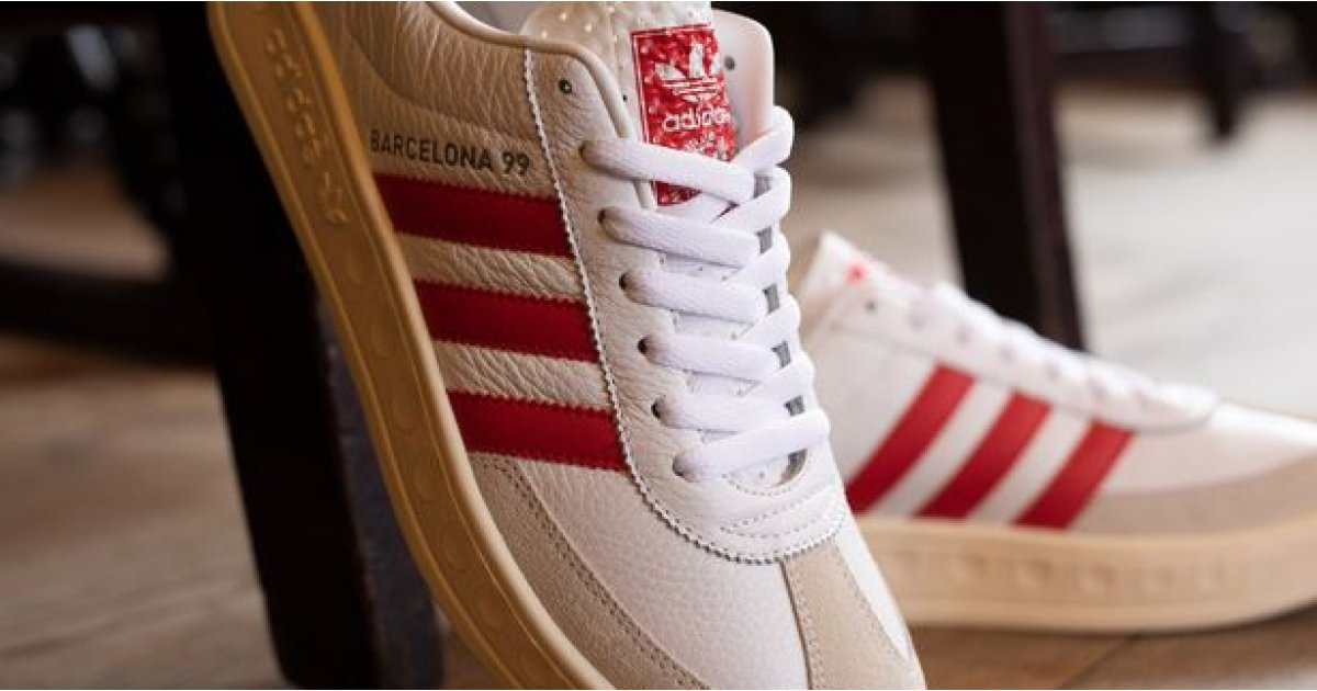 Manchester United and Adidas Originals release 20th anniversary ...